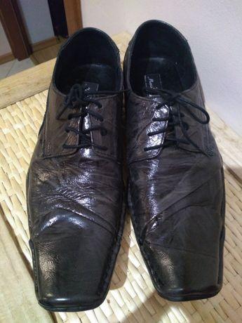 Pantofle półbuty jak nowe
