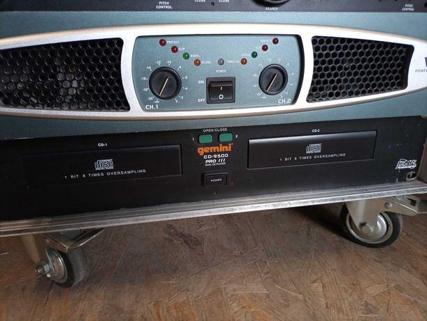 Odtwarzacze CD Gemini CD 9500 PRO lll