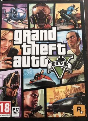 GTA V wersja na PC