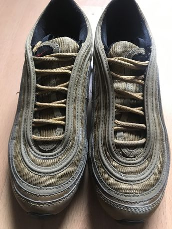 Buty Nike Air Max 97 Gold Bullet