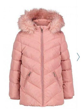 Зимова курточка для дівчинки від George.на 7-8років