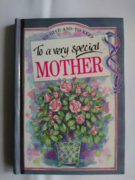 Книга на англійській мові To a very special Mother