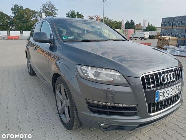 Audi Q7 Audi Q7 S Line Quatro 3.0 TDI
