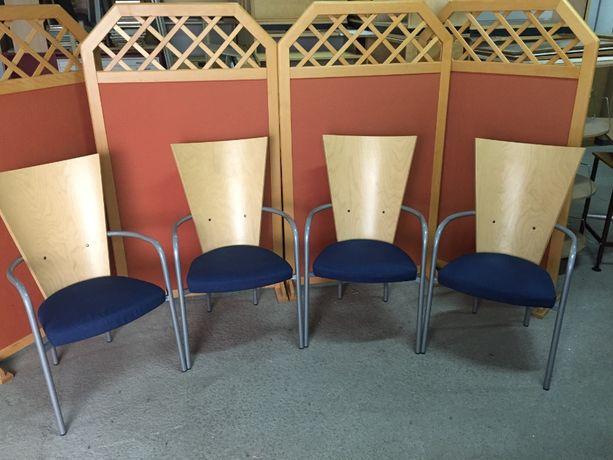 Krzesło fotel krzesła Kinnarps Szwecja opcje