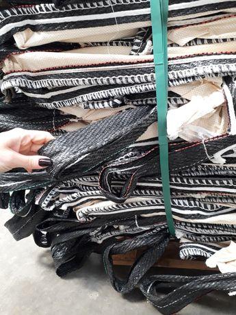Importer opakówań BIGBAG BIGBAGI 97x97x103 cm z lejami