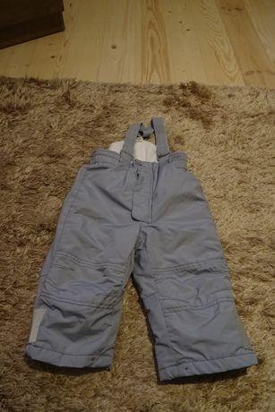 Spodnie narciarskie H&M 80