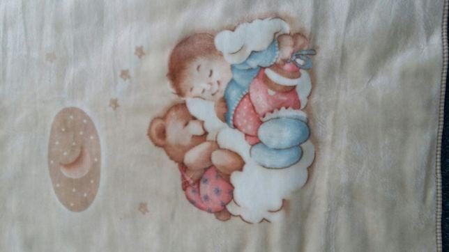 Cobertor Cama Bebé