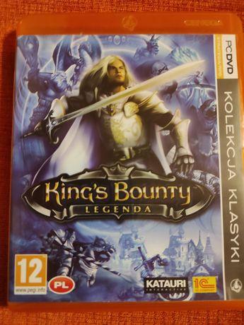 Gra King Bounty legenda