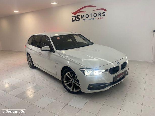 BMW 320 d Touring EfficientDynamics Line Sport Auto
