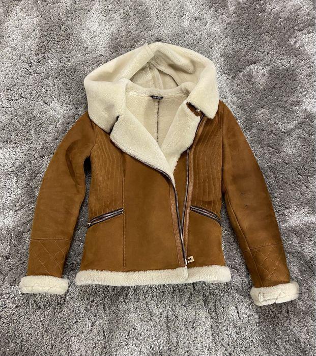 Куртка пилот ,натуральная кожа Запорожье - изображение 1