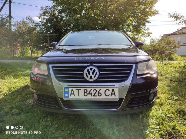 Авто Volkswagen Passat B6 TFSI 2.0 HIGHLINE 2006