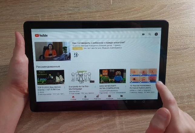 """Новый планшет Samsung Tab 10"""" 4/32 ГБ полный комплект!Самсунг"""