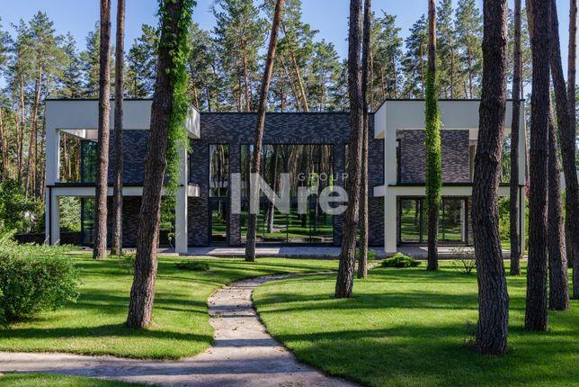 Стоянка – Дмитровка дом 485м2 на 50 сотках в КГ в заповедном лесу