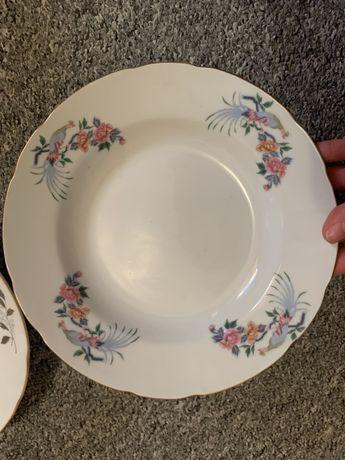 Японский фарфор тарелки