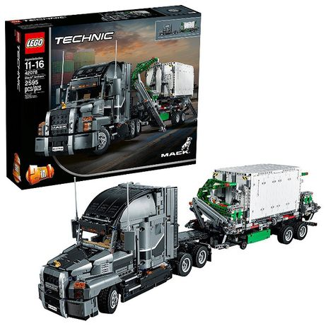 LEGO TECHNIC 42078 MACK Anthem - Nowy i ORYGINALNY zestaw !!!