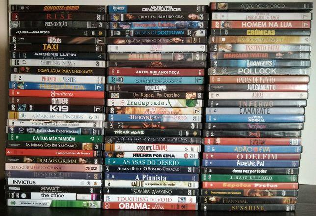 450 DVD originais