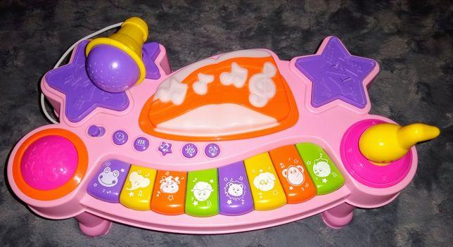 Zabawka grająca- pianino