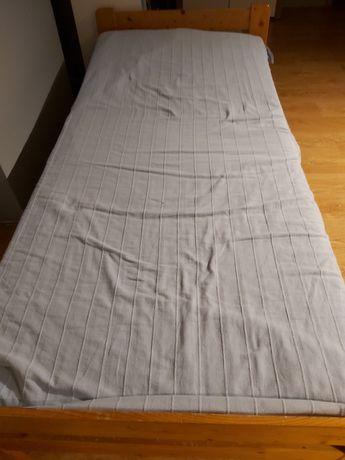 Sprzedam łóżko sosnowe 100 x 200