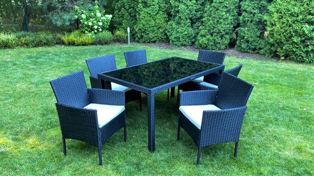 Комплект мебели из ротанга Уличная мебель для сада Ротанг