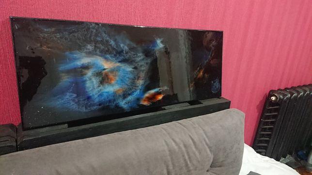 Resin Art Картина с эпоксидной смолы 90х34см