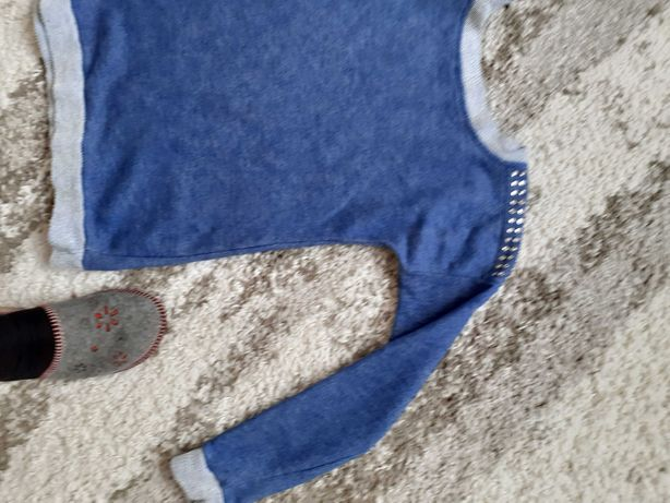 Sprzedam bluzeczkę niebieską