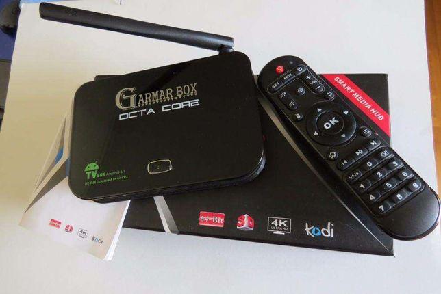 Troco-OctaCore Android L;Kodi;64Bit;4K UltraHD;2Gb 16Gb;smartmediaHUB