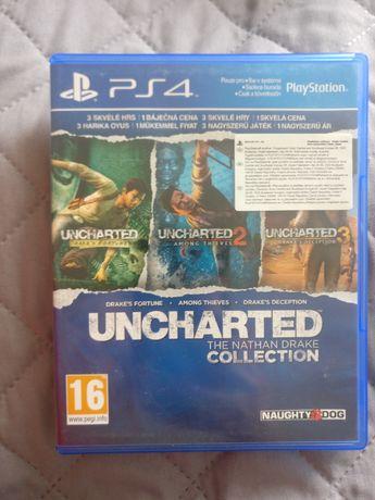 Uncharted gra na PS3
