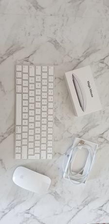 Sprzedam klawiaturę i myszkę firmy Apple !