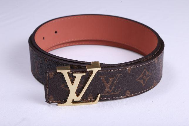 Pasek Louis Vuitton męski 2 rodzaje