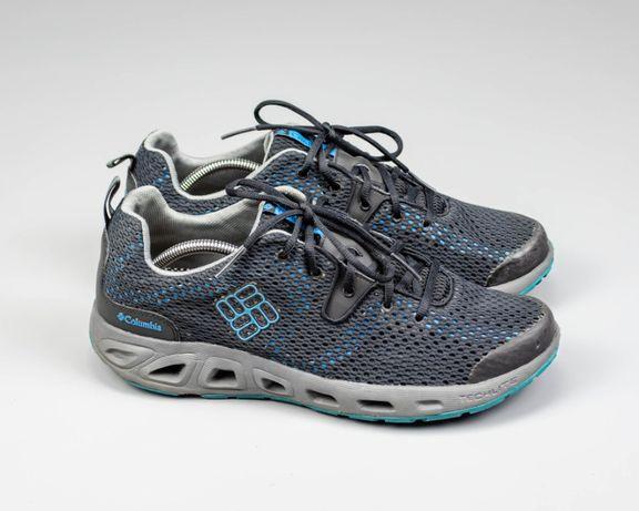 Фирменные кроссовки в сетку Columbia Drainmaker ll(46 размер)Timberlan