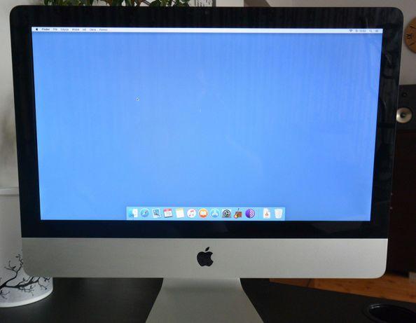 """Apple iMac A1311 21,5"""" połowa 2011r. Oryginalna klawiatura i gładzik."""
