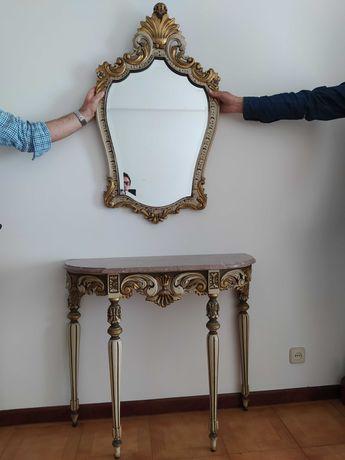 Credência + Espelho