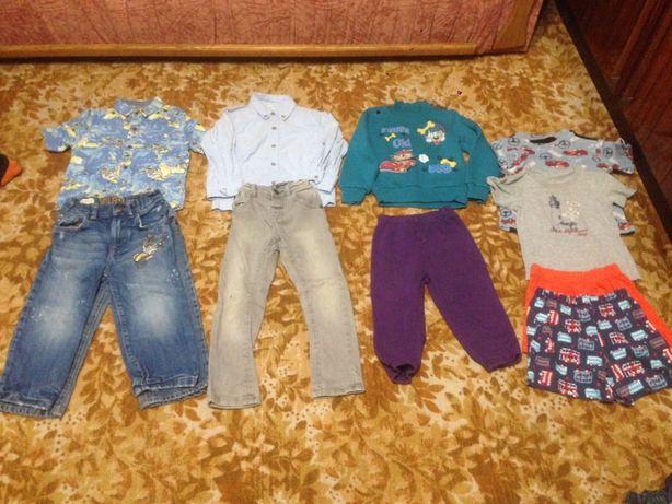 Вещи на мальчика 2-3 года
