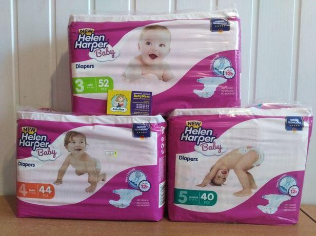 Акция на подгузники Helen Harper Baby Памперсы Хелен Харпер