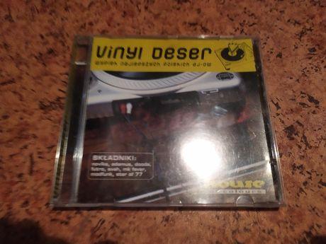 Płyta CD Vinyl Deser, wypiek najlepszych polskich Dj, stan bdb