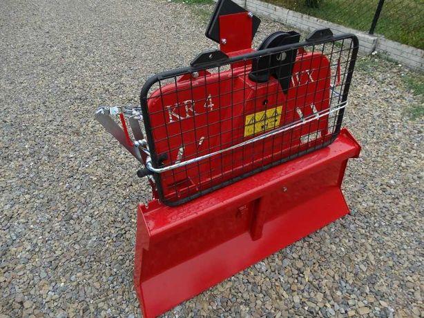 wciągarka do traktora ciągnika leśna 4tony wyciągarka lebiotka do lasu