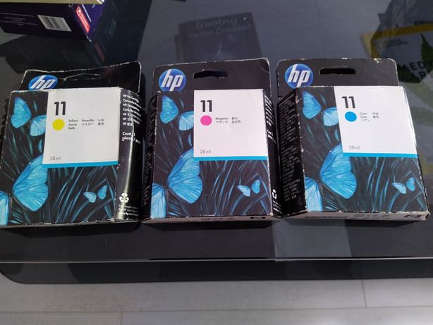 Toner tusz HP nowy