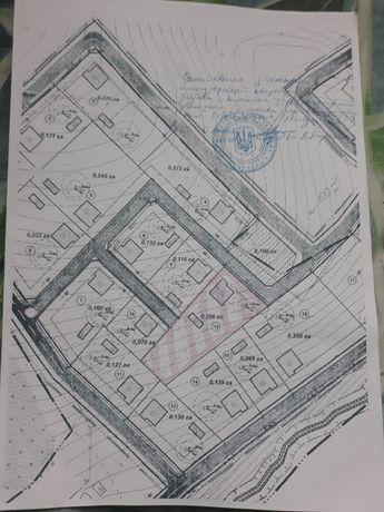 Земельна ділянка під дачний будинок 20.6 сотих