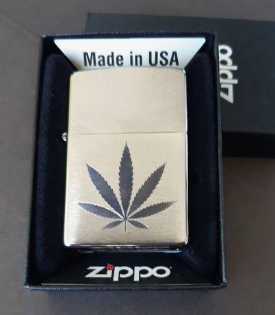 Zapalniczka Zippo Marihuana Z200