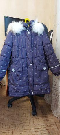 Зимнее пальто фирмы Lenne