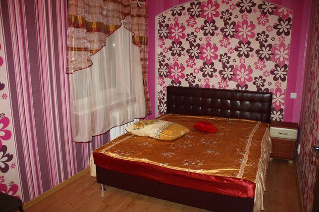 аренда 2х комн. квартиры посуточно, Соцгород, на 4 чел, ком.документы