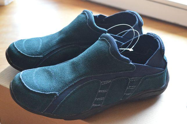 NOWE buty skórzane
