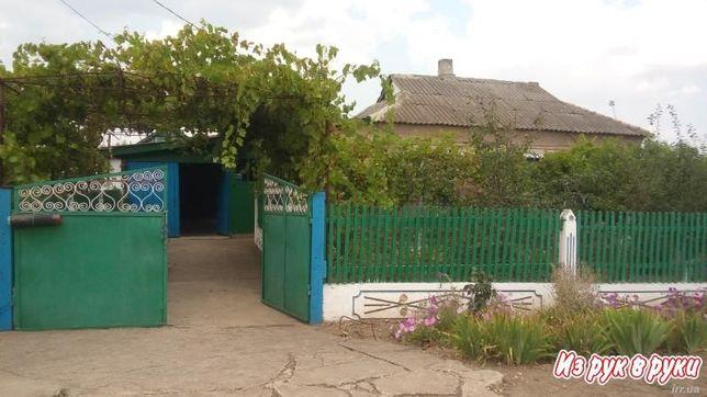 Продам дом в степной части Крыма.