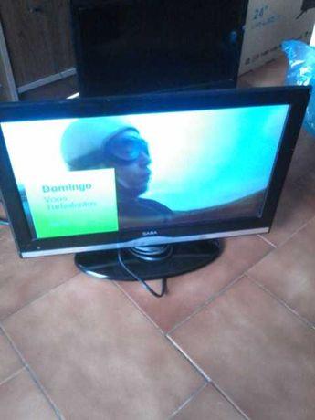 "TV 19"" Saba, c/ HDMI, VGA, USB, SCART"