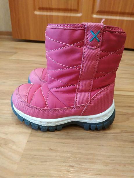 Зимние сапоги NEXT для девочки