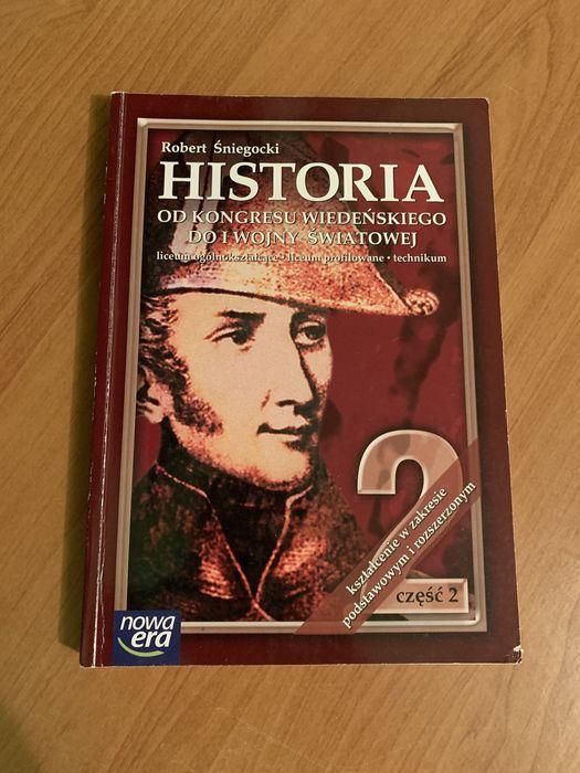 Historia Liceum 2 cz 2 Nowa Era Warszawa - image 1