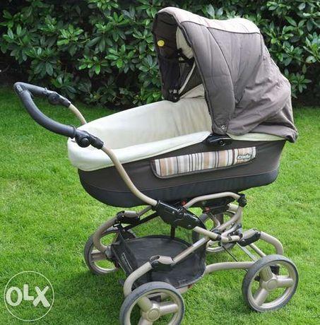 Wózek dziecięcy BEBECAR STYLO AT