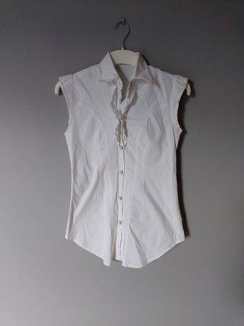 Biała bluzka Paris Colection