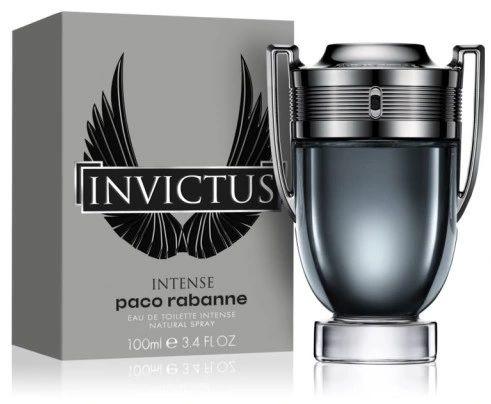 Paco Rabanne Invictus Intense. Perfumy Męskie EDT 100ml. KUP TERAZ