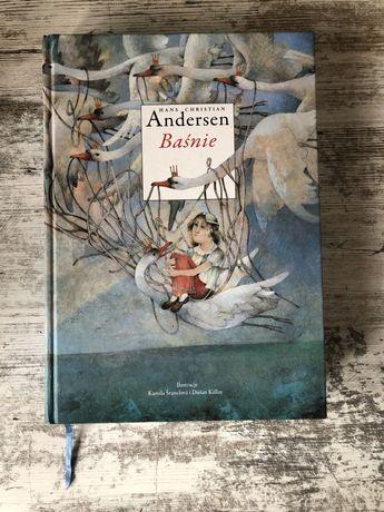 Baśnie Hans Christian Andersen, wydawnictwo Martel